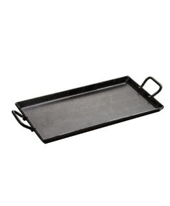 Grillplate fra Lodge cast iron
