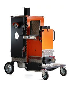 ProQ Gravity Feed Smoker