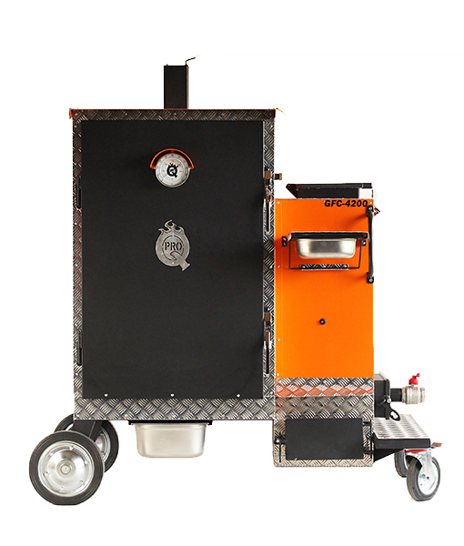 ProQ GFC4200 Gravity smoker