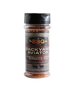 BBQ rub - Backyard Aviator - Kjøp her