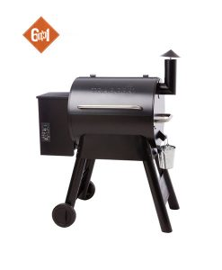 Traeger PRO series 22 - 6 in 1 pelletsgrill