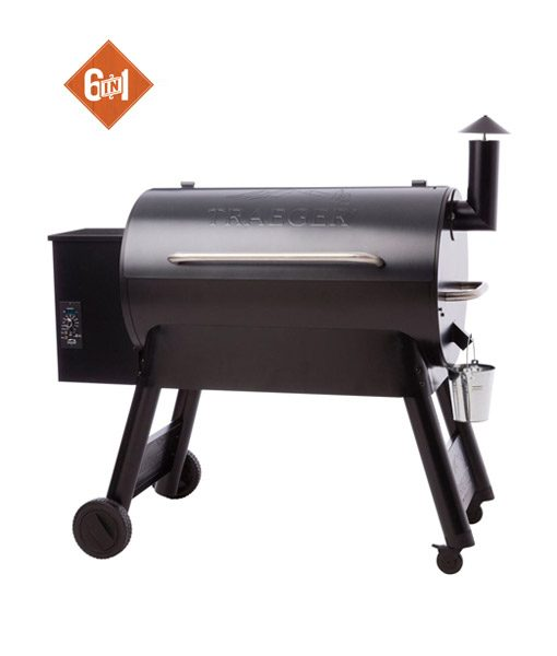 Traeger PRO series 34 - 6 in 1 pelletsgrill