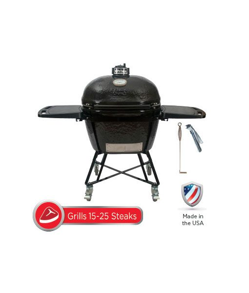 Primo Oval XL - All in one fra BBQSHOP.NO