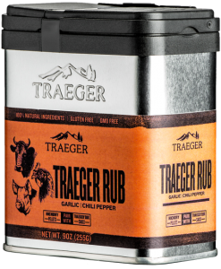 Vår beste all around BBQ Rub fra Traeger