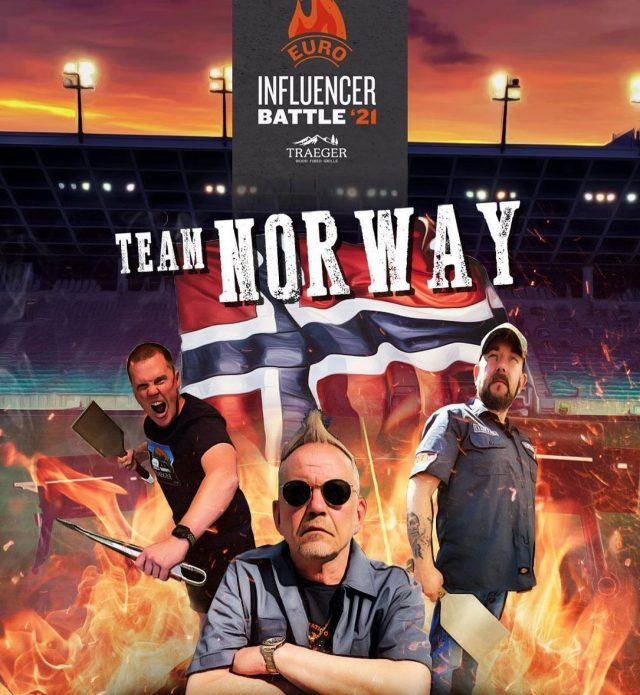 Today's the day! Norway vs Switzerland- pitmaster vs pitmaster!🔥🔥 The battle will be posted on traegergrillseurope at 16:00 and the winner will be decided based on your votes!😄 Voting happens in traegergrillseurope stories🙌🏼 Norway needs you, I need you - please vote Norway and let's rock this all the way to the finals and beyond!🔥🔥🔥 . . . . . . . . . .  . . #traegergrills #traegergrillsgermany #traegergrillseurope #traeger_norge #bbqshop_no #euro21 #traegereuro21 #teamtraeger #teamwork #bbq #bbqbattle #bergen #vestland #norge #norway